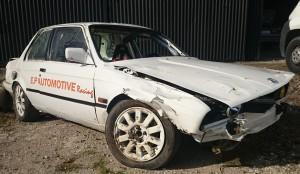 Préparation BMW E30 de A à Z
